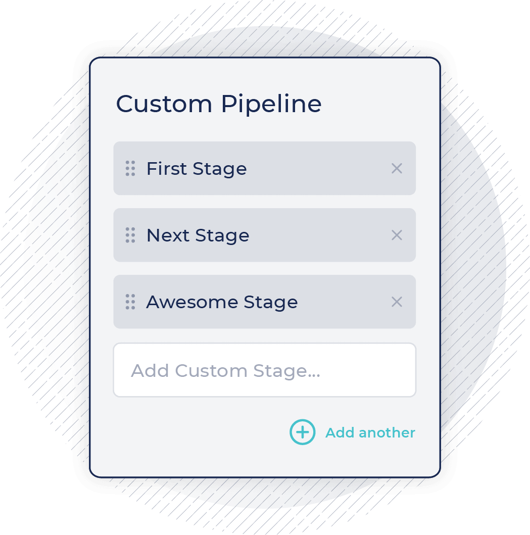 Customized Candidate Pipelines feature