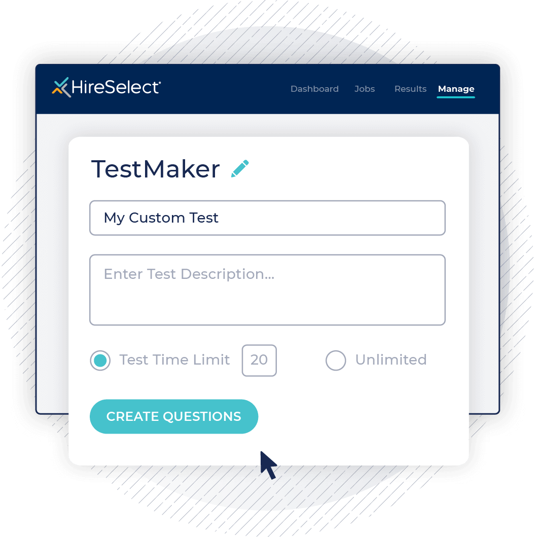 TestMaker feature