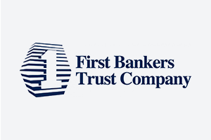 First Bankers Trust logo