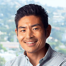 Nelson Kim, VP of Marketing